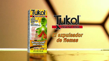 Tukol Xpecto Miel Multi-Symptom Cold TV Spot, 'Miel para la tos' [Spanish] - Thumbnail 6
