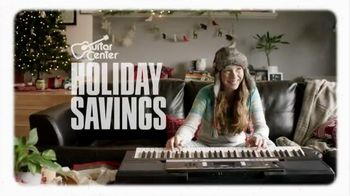 Guitar Center Holiday Savings TV Spot, 'Squier, Epiphone and Ernie Ball' - Thumbnail 1