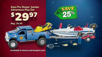 Bass Pro Shops Countdown To Christmas Sale TV Spot, 'Flannel Shirts' - Thumbnail 4