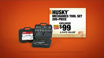 The Home Depot TV Spot, 'Save on Gifts'