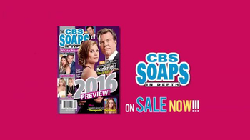 CBS Soaps in Depth TV Spot, 'Young & Restless Fireworks' - Thumbnail 6