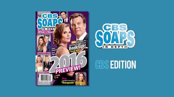 CBS Soaps in Depth TV Spot, 'Young & Restless Fireworks'