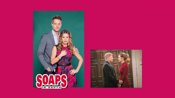 CBS Soaps in Depth TV Spot, 'Young & Restless Fireworks' - Thumbnail 4