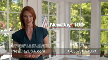 New Day USA TV Spot, \'New Day VA 100 Loan\'