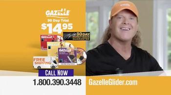 Gazelle Glider TV Spot, 'Total Body Workout' Featuring Tony Little - Thumbnail 9