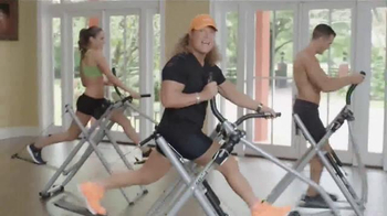 Gazelle Glider TV Spot, 'Total Body Workout' Featuring Tony Little - 2189 commercial airings