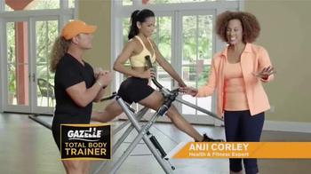 Gazelle Glider TV Spot, 'Total Body Workout' Featuring Tony Little - Thumbnail 3