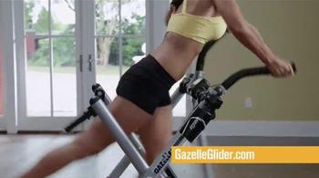 Gazelle Glider TV Spot, 'Total Body Workout' Featuring Tony Little - Thumbnail 4