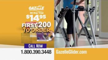 Gazelle Glider TV Spot, 'Total Body Workout' Featuring Tony Little - Thumbnail 8