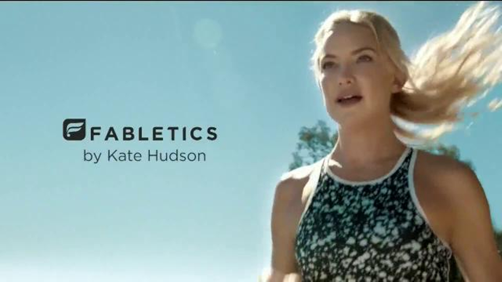 Fabletics.com TV Commercial, 'Cute & Affordable' Featuring Kate Hudson