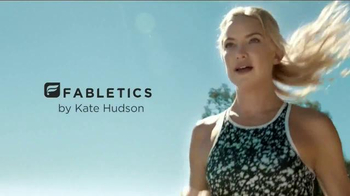 Fabletics.com TV Spot, 'Cute & Affordable' Featuring Kate Hudson