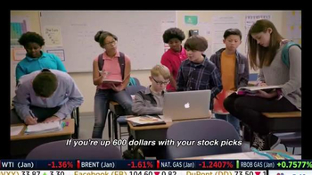 Interactive Brokers TV Spot, \'Paper Trading Account\'