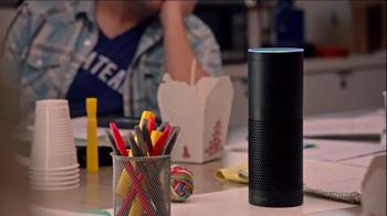 Amazon Echo TV Spot, 'Undateable Writer's Room: Alexa's Joke' - Thumbnail 6