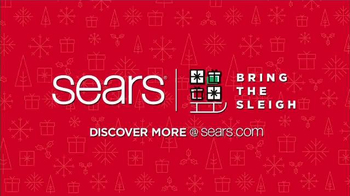 Sears TV Spot, 'Bring the Sleigh: Wheel of Fortune' - Thumbnail 1