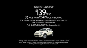 FIAT Year End Blockbuster Sales Event TV Spot, 'Star Wars: Dark vs. Light' - Thumbnail 7