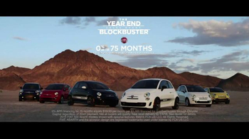 FIAT Year End Blockbuster Sales Event TV Spot, 'Star Wars: Dark vs. Light' - Thumbnail 6