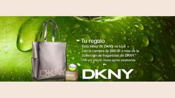 DKNY Fragrances Be Delicious TV Spot, 'Eva' canción de TeamMate [Spanish] - Thumbnail 8