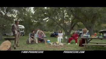 Progressive TV Spot, 'Flo's Family: Brush Your Hair' - Thumbnail 1