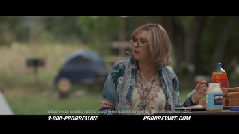 Progressive TV Spot, 'Flo's Family: Brush Your Hair' - Thumbnail 6