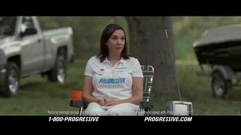 Progressive TV Spot, 'Flo's Family: Brush Your Hair' - Thumbnail 7