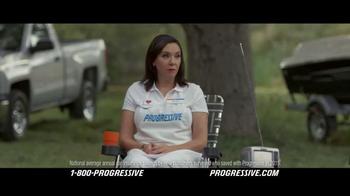 Progressive TV Spot, 'Flo's Family: Brush Your Hair' - Thumbnail 8
