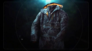 Nomad Outdoor TV Spot, 'Technical Clothing'