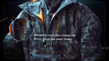 Nomad Outdoor TV Spot, 'Technical Clothing' - Thumbnail 2