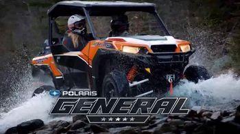 Polaris General TV Spot, 'Dominate and Conquer'