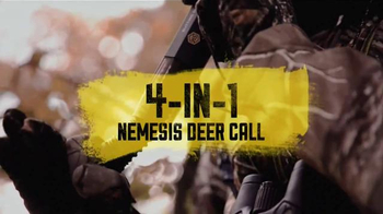 Hunters Specialties Nemesis TV Spot, 'Deer Call' - Thumbnail 3