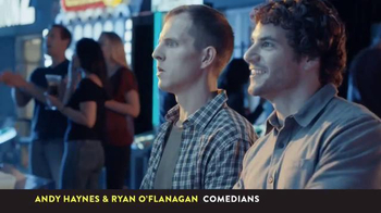 Dave and Buster's TV Spot, 'Comedy Central: Jokes' - 18 commercial airings