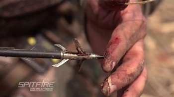 New Archery Spitfire Doublecross TV Spot, 'Cutting Trauma' - Thumbnail 8