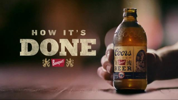 Coors Banquet TV Spot, 'How It's Done: Handshake' - Thumbnail 7