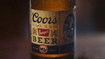 Coors Banquet TV Spot, 'How It's Done: Handshake'