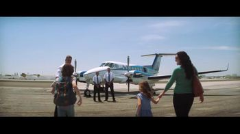 Wheels Up TV Spot, 'Up the Way You Fly' Song by Sugar Ray - Thumbnail 1