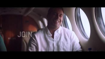 Wheels Up TV Spot, 'Up the Way You Fly' Song by Sugar Ray - Thumbnail 8