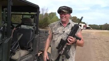 Ted Nugent Ammo TV Spot, 'Perfection'