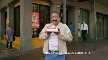 Popeyes Boneless Wing Bash TV Spot, 'Música' con Alejandro Patino [Spanish] - Thumbnail 1