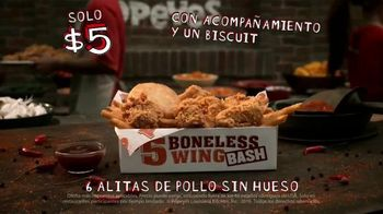 Popeyes Boneless Wing Bash TV Spot, 'Música' con Alejandro Patino [Spanish] - Thumbnail 10