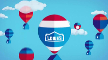 Lowe's Ahorros de 4 de Julio TV Spot, 'Bolsas de tierra' [Spanish] - Thumbnail 1