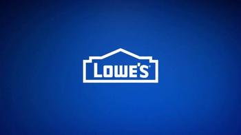 Lowe's Ahorros de 4 de Julio TV Spot, 'Bolsas de tierra' [Spanish] - Thumbnail 6
