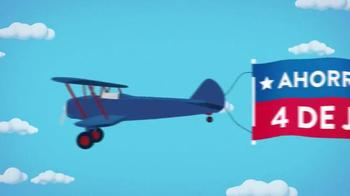 Lowe's Ahorros de 4 de Julio TV Spot, 'Bolsas de tierra' [Spanish] - Thumbnail 2