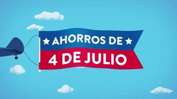 Lowe's Ahorros de 4 de Julio TV Spot, 'Bolsas de tierra' [Spanish] - Thumbnail 3