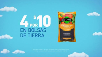 Lowe's Ahorros de 4 de Julio TV Spot, 'Bolsas de tierra' [Spanish] - Thumbnail 4