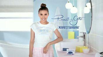 Asepxia TV Spot, 'Piel sensible' con Paulina Goto [Spanish]