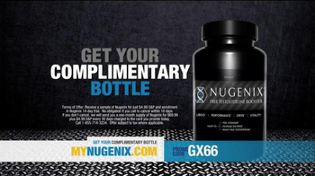 Nugenix TV Spot, 'Big Hurt' Featuring Frank Thomas - Thumbnail 8
