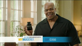 Nugenix TV Spot, 'Big Hurt' Featuring Frank Thomas - Thumbnail 3