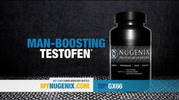 Nugenix TV Spot, 'Big Hurt' Featuring Frank Thomas - Thumbnail 4
