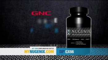 Nugenix TV Spot, 'Big Hurt' Featuring Frank Thomas - Thumbnail 6