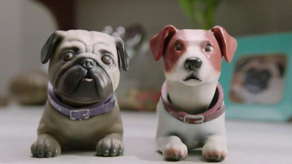 lowe s tv commercial bobblehead dogs ispot tv