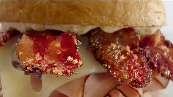 Arby's Brown Sugar Bacon Half-Pound Club TV Spot, 'Misleading' - Thumbnail 1